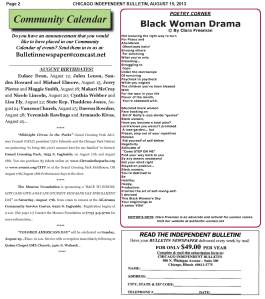 BULLETIN PAGE 2 8-15-2013