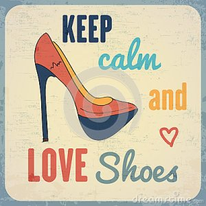 quote-typographic-background-shoes-keep-calm-love-vector-format-50568357