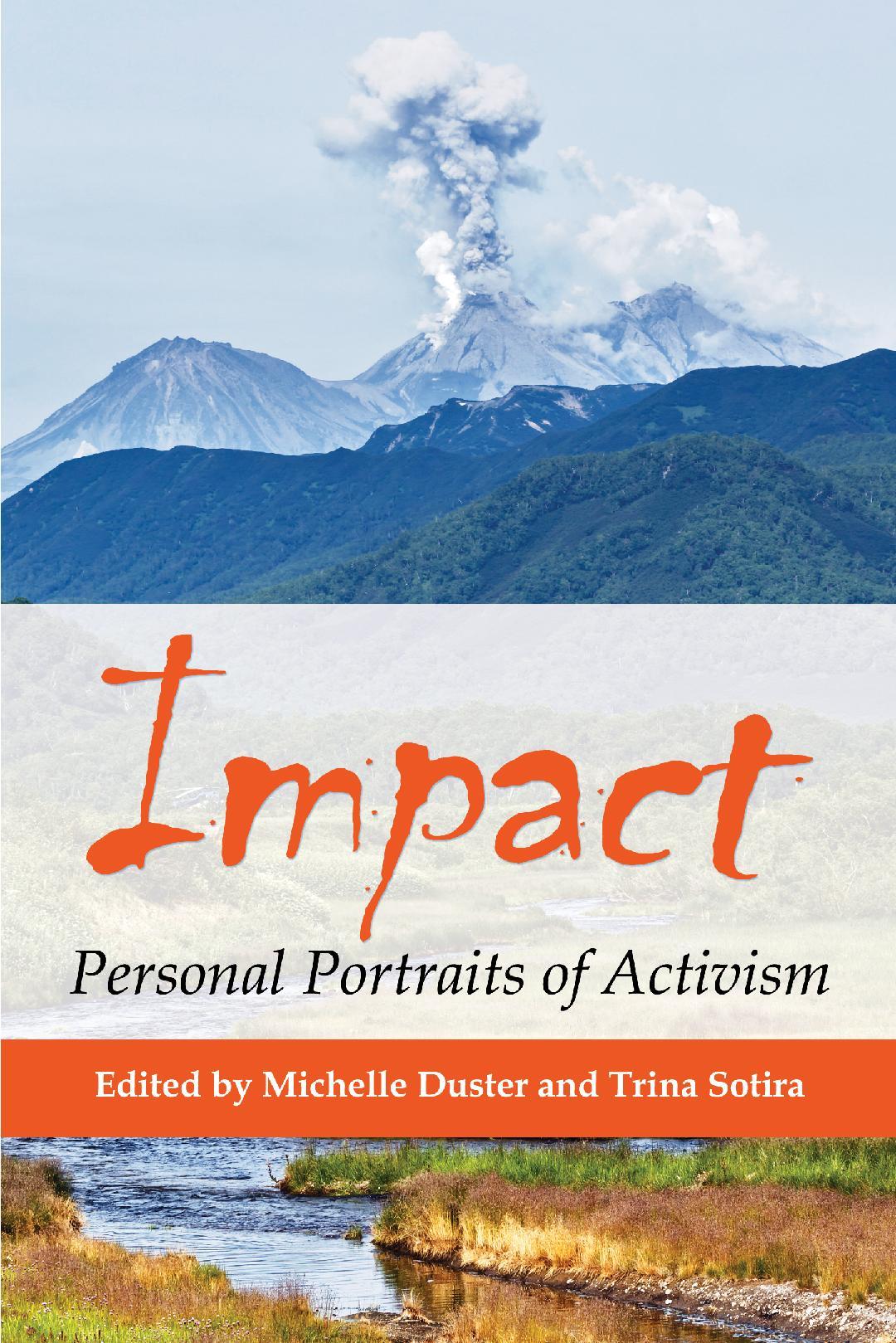 My latest essay published in IMPACT Anthology